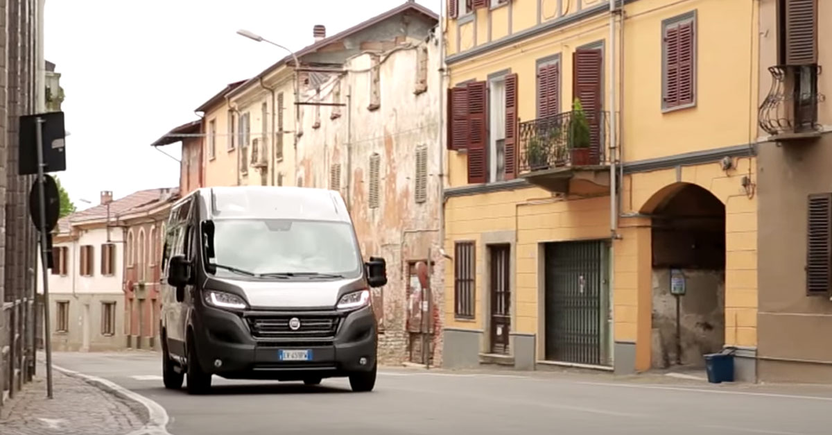 [VIDEO] Fiat Ducato Panorama