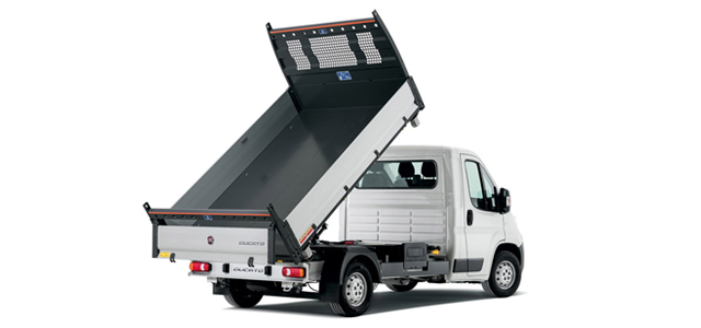 BLOCK 12 640x300 Truck with flat bed tipper